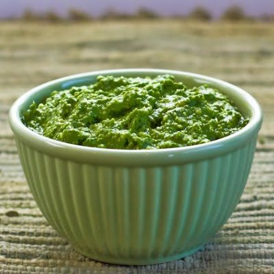 Everyone has their favorite recipe for basil pesto, and for a few years now I've been adding some fresh-squeezed lemon juice to my basil pesto, with great results!