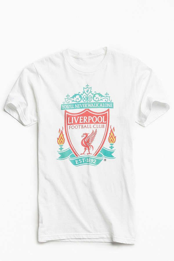 Slide View: 1: Liverpool FC Tee