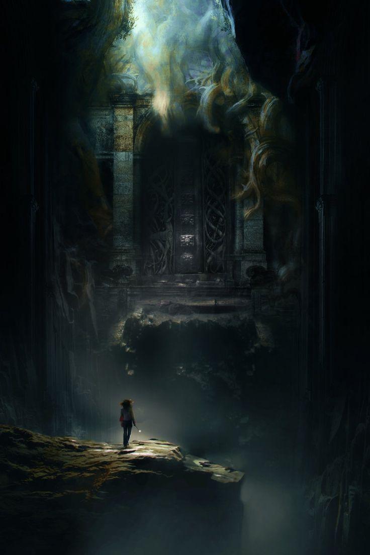 pixalry: Harry Potter: Deep Beneath the School - Created ...