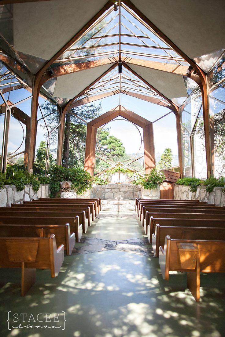 | Gorgeous Church | Wayfarers Chapel | Designed by Frank Lloyd Wright |