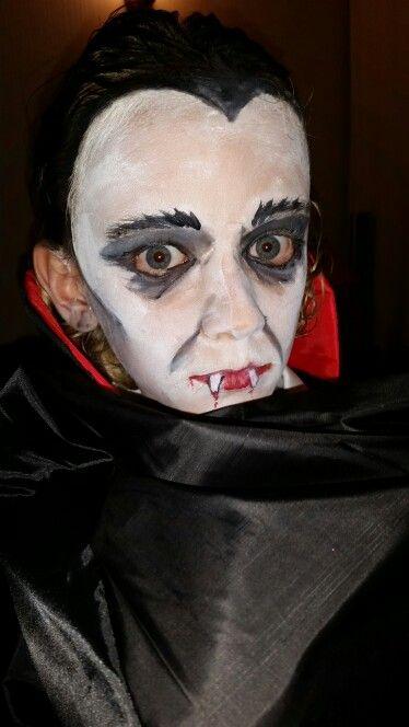 best 25 dracula face paint ideas on pinterest vampire. Black Bedroom Furniture Sets. Home Design Ideas