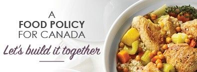 A Food Policy for Canada - Canada.ca