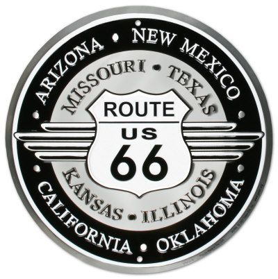 """It runs from Chicago to LA, More than 2,000 miles along the way..."" Route 66, sung by Nat King Cole, among many others. I grew up on it in St. Louis County, Missouri. Tom Koebel. Luxury Voyages 800-598-0595"