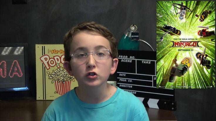 Film Review: The LEGO Ninjago Movie by KIDS FIRST! Film Critic Benjamin P. #KIDSFIRST! #TheLEGONinjagoMovie