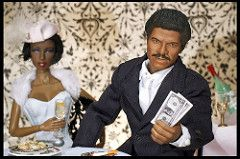 New Guy: Sideshow Toys Lando Calrissian (aneky43251) Tags: billydeewilliams ladysingstheblues aneky43251 sideshowtoyslandocalrissian