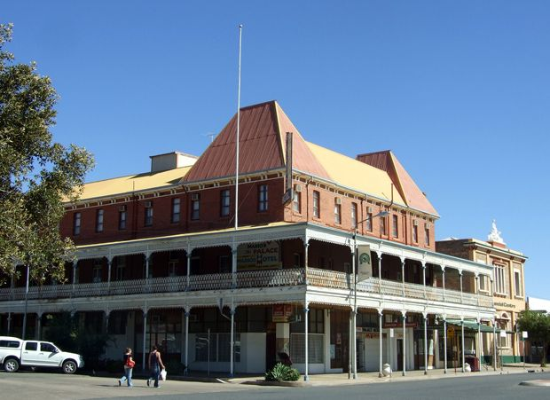 The Palace Broken Hill - We're coming over!!!