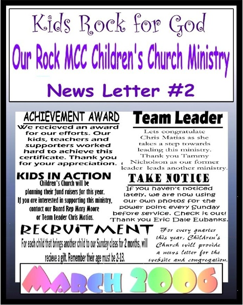 8 best Church Newsletter ideas images on Pinterest Newsletter - church newsletter