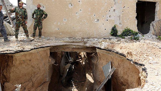 Το Κουτσαβάκι: Ο Στρατηγός της Συρίας δήλωσε σχετικά με τον «υπόγ...