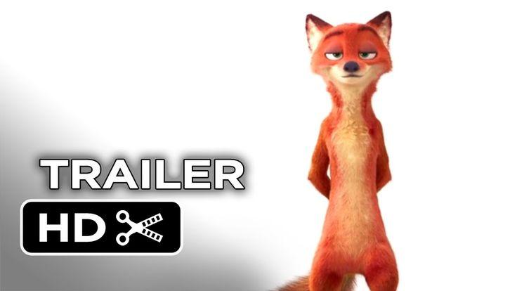New trailer teases the modern mammal metropolis of #Zootopia.