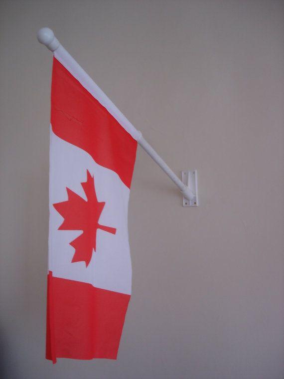 custom made canadian flag by customflag on Etsy, $55.00