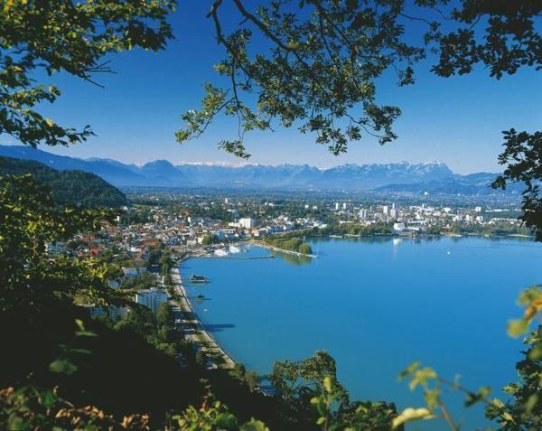 Bregenz - am Bodensee
