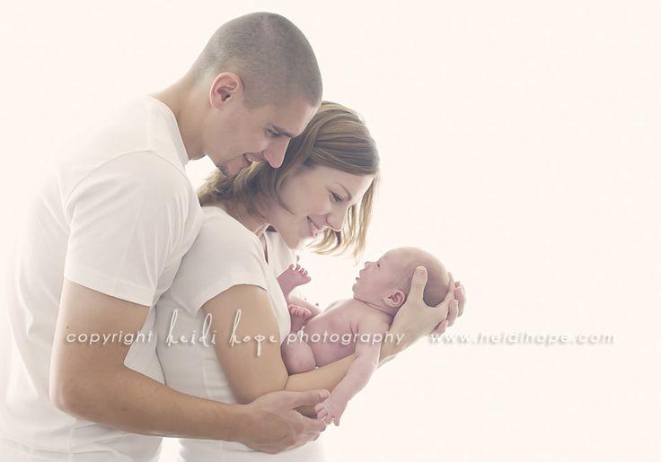 Mom, dad & baby