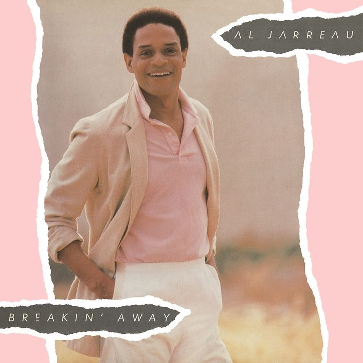 Al Jarreau Breakin' Away on Limited Edition 180g LP Considered by many to be the greatest living jazz singer, Al Jarreau is an artist of stunning range. He's spent decades bending genres with his lith