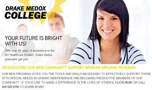 Community Support Worker Programs