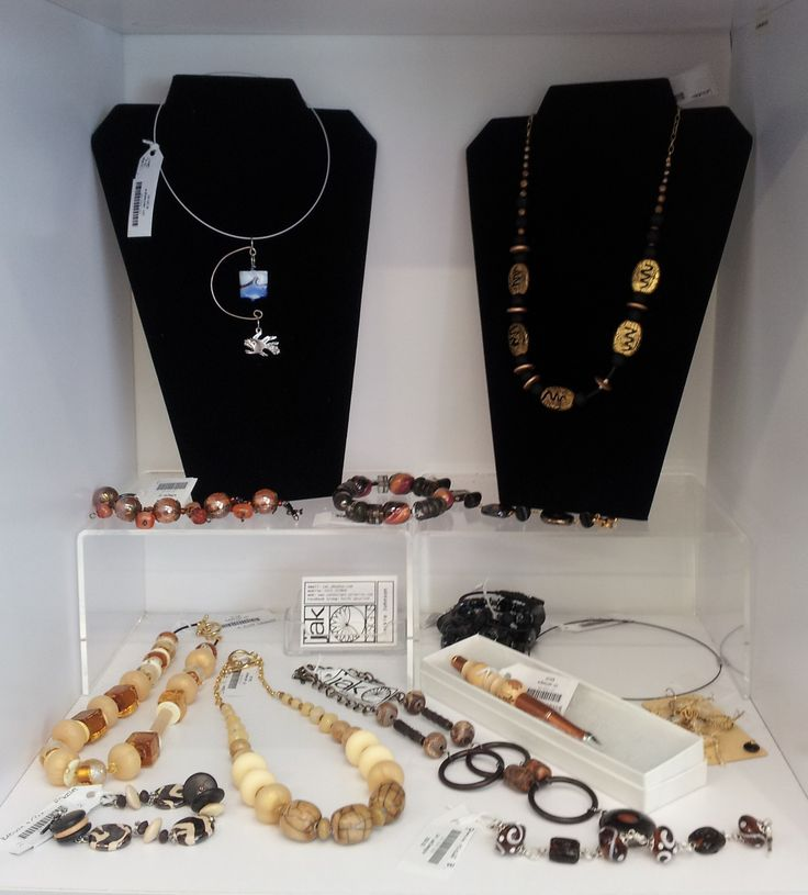 JakDesigns restocked after Christmas at the Artisan Store, Fremantle, 10Jan2017.