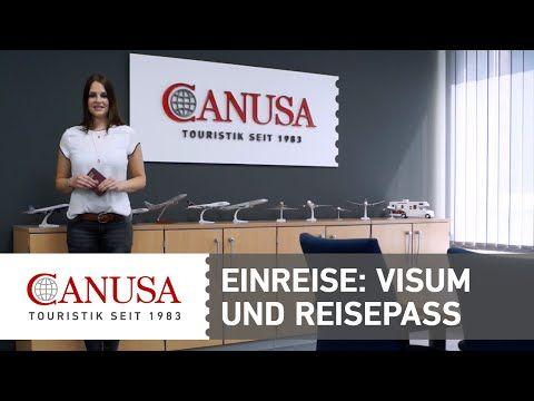 Video: Der deutsche Reisepass für die Einreise nach Nordamerika | traveLink.