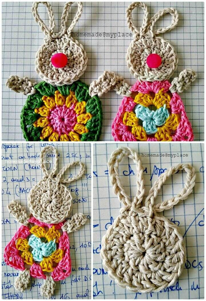 35 Free Crochet Patterns For Spring