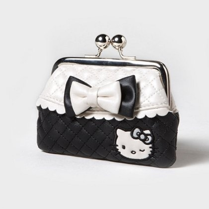 cute hello kitty coin purse