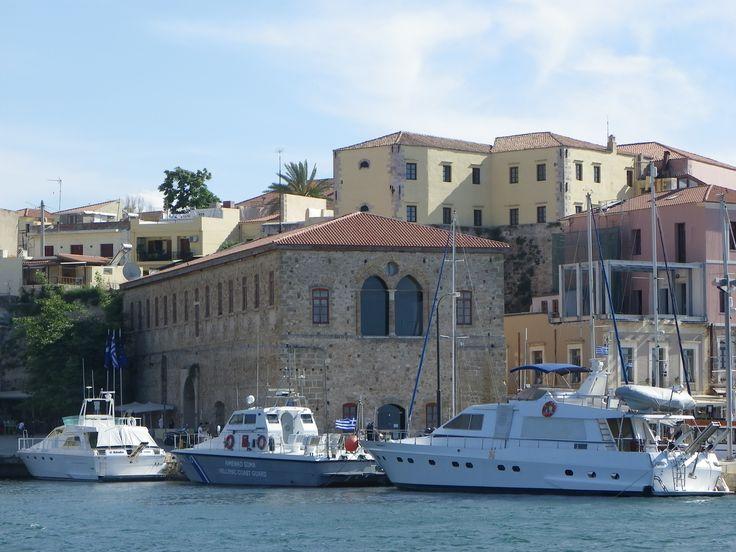 La Canée - vieux port - 2014