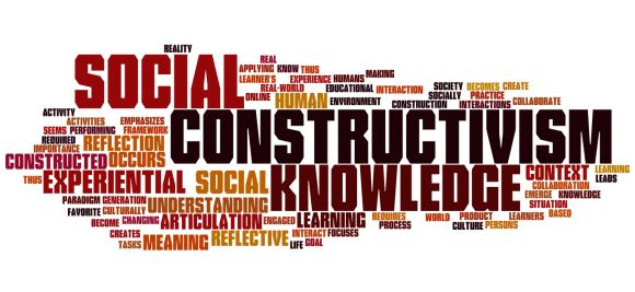 social constructivism classroom. Every classroom will look slightly different but the principles are the same. With art work posted on the classroom wall at the children's eye level, documentation, activity learning, learning materials accessible by the students, an environment where children's interest and ideas are shared.