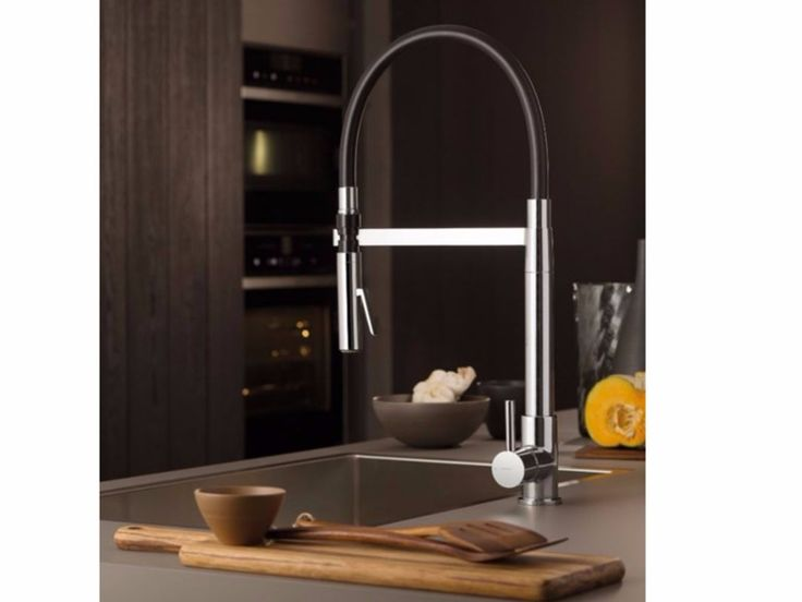 REAL Countertop kitchen mixer tap by NEWFORM
