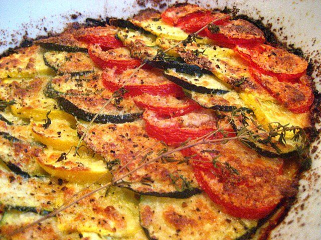 Stacey Snacks: Vegetable Tian | Favorite Recipes | Pinterest