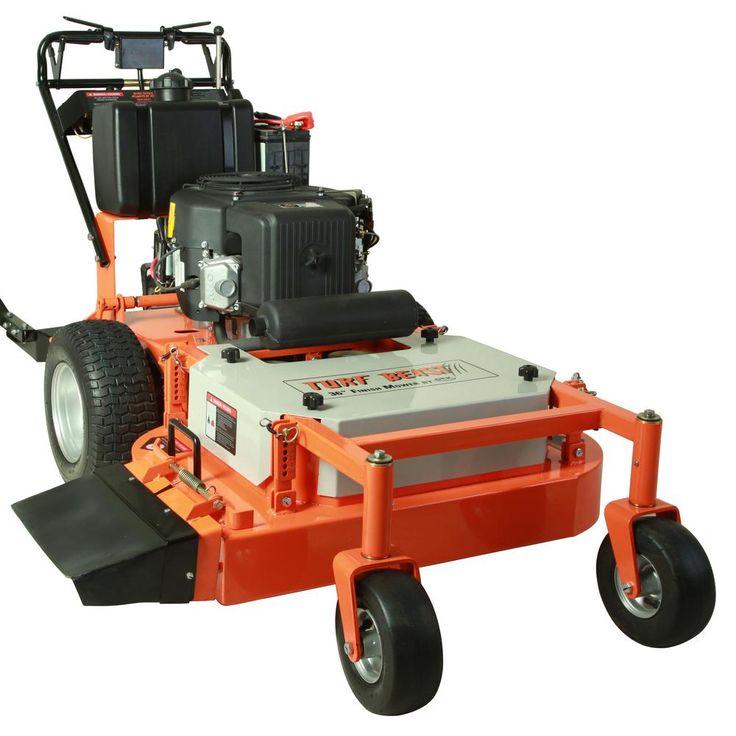 Best Finish Mower For Tractor : Best walk behind mower ideas on pinterest lawn