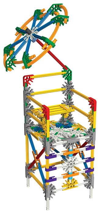 K'NEX User Group - Static models
