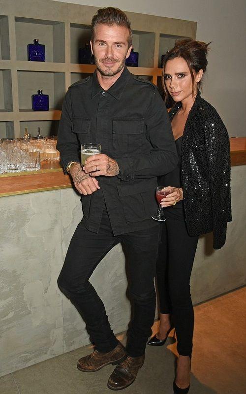 Виктория и Дэвид Бекхэм делят имущество в рамках подготовки к разводу (8 фото)