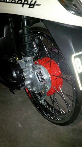 Other Side #honda #scoopy