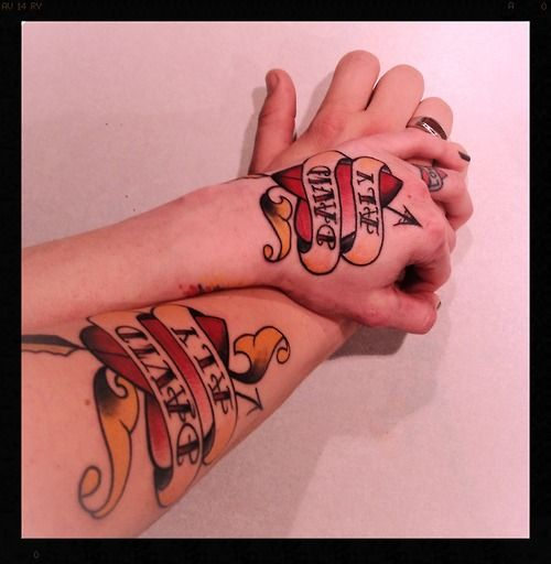 25+ Best Ideas About Name Tattoo Designs On Pinterest