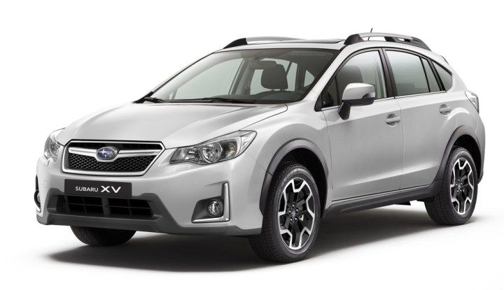 Lanzamiento: Subaru XV 2016