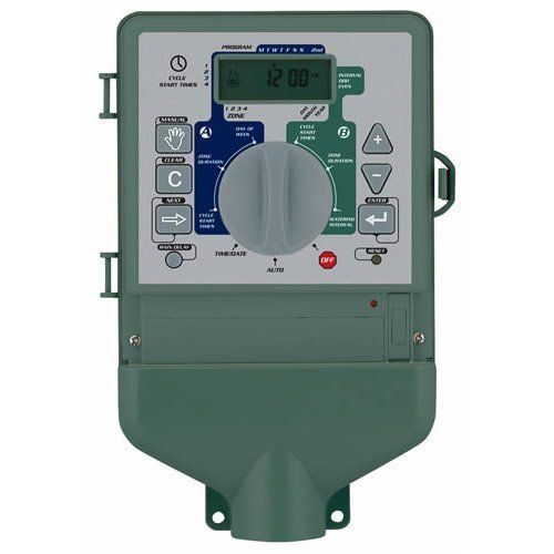 Orbit Sprinkler System 4-Station Indoor Mounted Super Dial Sprinkler System Control Timer 57964, 2015 Amazon Top Rated Hose Timers #Lawn&Patio