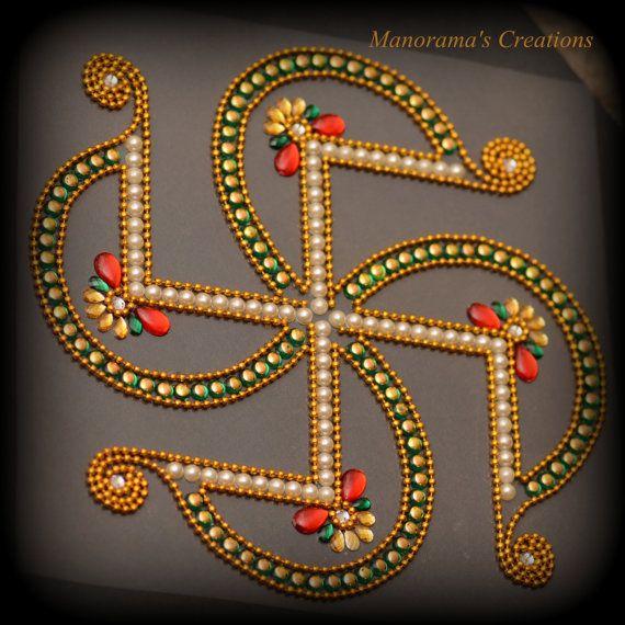 hindu symbols of peace - 570×570