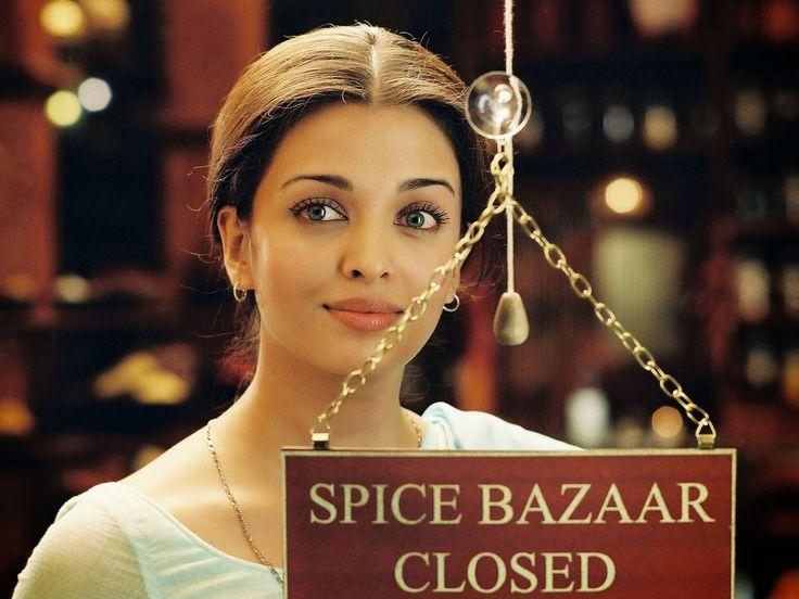 Aishwarya Rai - The Mistress of Spices (2005)