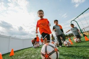 Here you can find the most important soccer drills for U6 gen.... http://www.awesomesoccerdrills.com/drills/soccer-drills-for-u6-whats-most-important/
