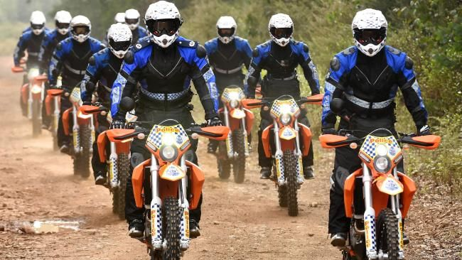 POLICE are ramping up drug and alcohol testing for drivers in Victoria's state parks and forests in a bid to clamp down on rogue riders.