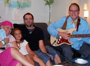 Dr. David Rosenblatt: A rare doctor with a common touch | McGill University Health Centre