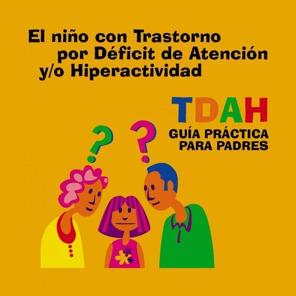 Guía para padres sobre el TDAH