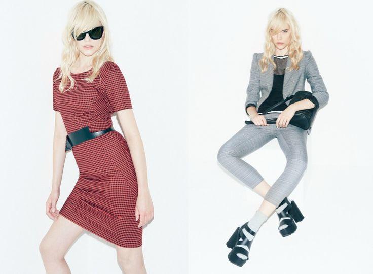 Punk-chic è la nuova collezione Sisley primavera-estate 2015. Pattern esclusivi si combinano con cromie dark e silhouette femminili. http://www.stilemagazine.it/collezione-sisley-primavera-estate-2015/