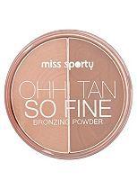 Miss Sporty Oh Tan So Fine Bronzing Powder