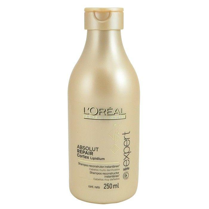 Shampoo Loreal Absolut Repair Cortex Lipidium - 250ml