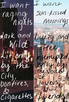 quotes about new york city lights - Google Search