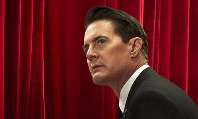 """TWIN PEAKS' Influence: 5 Music Players!___ ⬤ Twin Peaks, Season 3: """"The magician longs to see..."""".___ ➜ Click the pic to hear all 5 MUSIC PLAYERS!"""