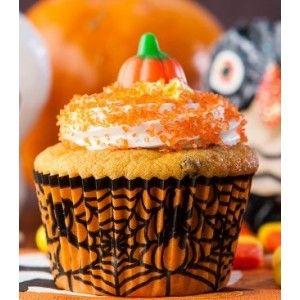 De la citrouille en cupcake pour un goût qui change. http://cupcakeavenue.fr/54-cupcake-original