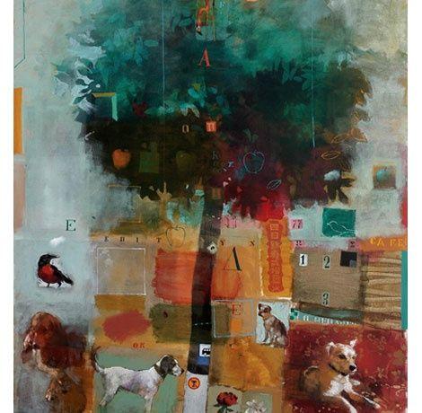 #Greek painter Giannis Adamakis