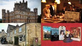 Enter the 2015 Downton Abbey Sweepstakes!