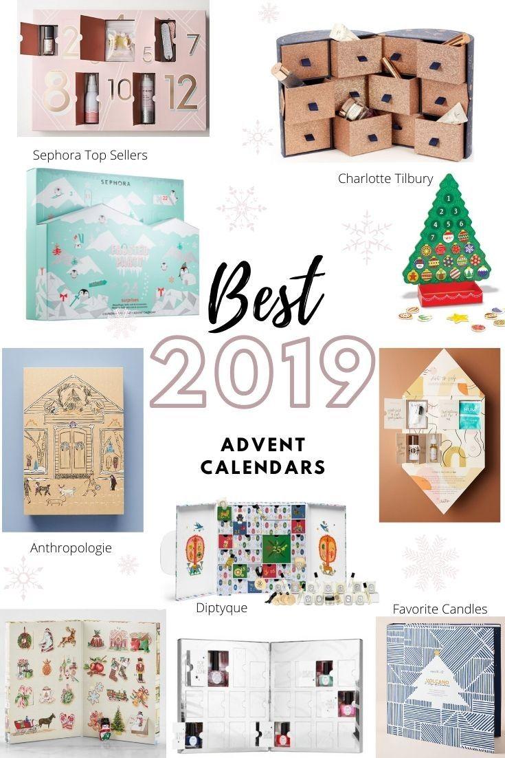 The Best 2019 Advent Calendars Advent Calendar Chocolate Advent
