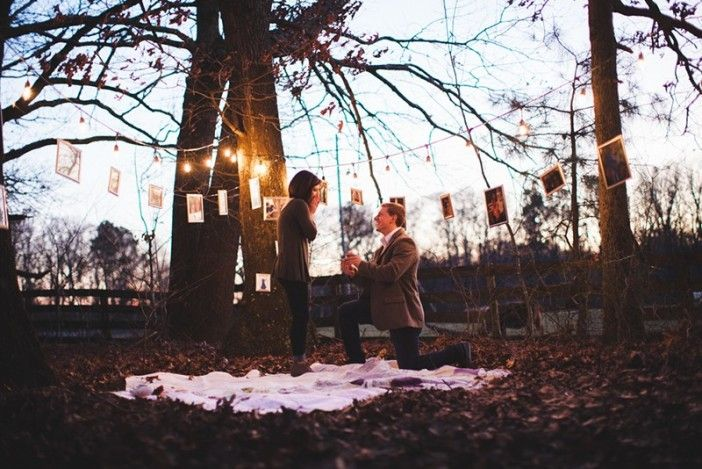 We can't get over this perfectly planned proposal video! Such a sweet and romantic way to ask. Congrats to a beautiful @shanecompany  couple!