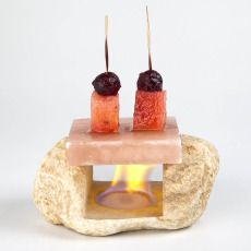 100% Chef - Kamenné podstavce